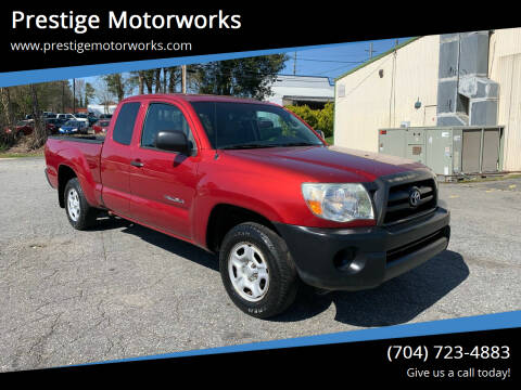 2008 Toyota Tacoma for sale at Prestige Motorworks in Concord NC