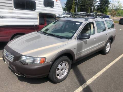2002 Volvo XC for sale at Blue Line Auto Group in Portland OR