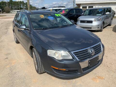 2009 Volkswagen Passat for sale at Samet Performance in Louisburg NC