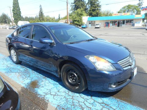 2009 Nissan Altima for sale at Lino's Autos Inc in Vancouver WA