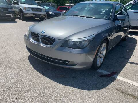 2008 BMW 5 Series for sale at STL Automotive Group in O'Fallon MO