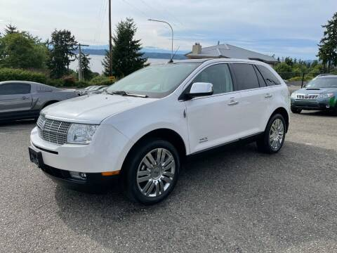 2009 Lincoln MKX for sale at KARMA AUTO SALES in Federal Way WA