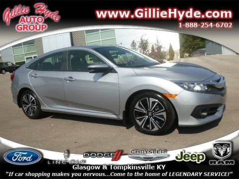 2018 Honda Civic for sale at Gillie Hyde Auto Group in Glasgow KY