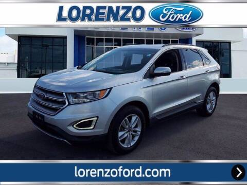 2015 Ford Edge for sale at Lorenzo Ford in Homestead FL