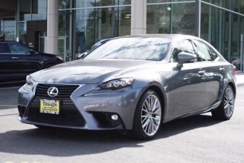 2015 Lexus IS 250 for sale at Jeremy Sells Hyundai in Edmonds WA