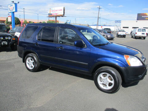 2002 Honda CR-V for sale at Independent Auto Sales in Spokane Valley WA