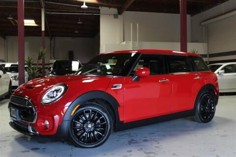 2019 MINI Clubman for sale at SELECT MOTORS in San Mateo CA