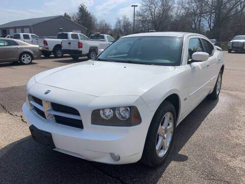 2010 Dodge Charger for sale at Blake Hollenbeck Auto Sales in Greenville MI