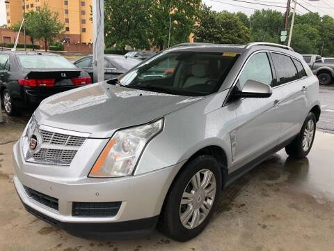2012 Cadillac SRX for sale at Auto Smart Charlotte in Charlotte NC