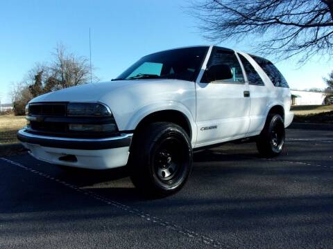 2001 Chevrolet Blazer for sale at Unique Auto Brokers in Kingsport TN