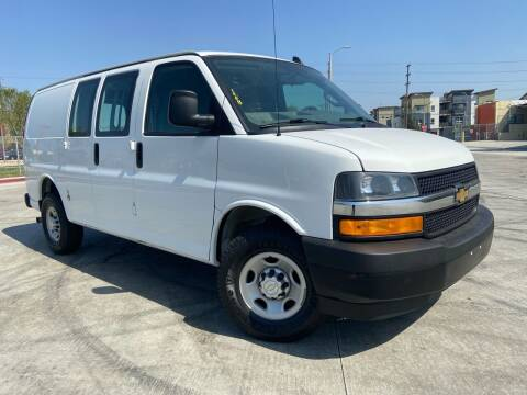 2019 Chevrolet Express Cargo for sale at Affordable Auto Solutions in Wilmington CA