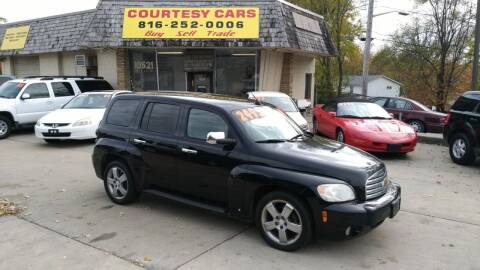 2009 Chevrolet HHR for sale at Courtesy Cars in Independence MO