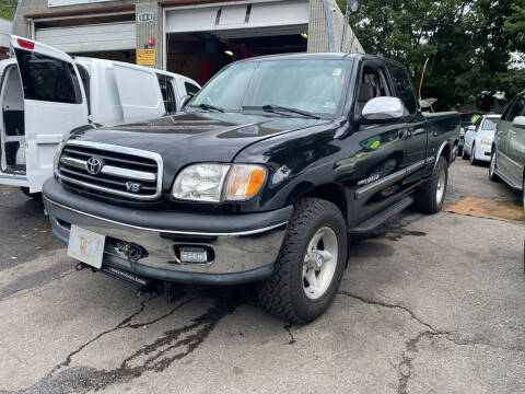 2002 Toyota Tundra for sale at Drive Deleon in Yonkers NY