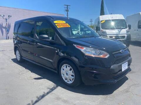 2016 Ford Transit Connect Cargo for sale at Auto Wholesale Company in Santa Ana CA