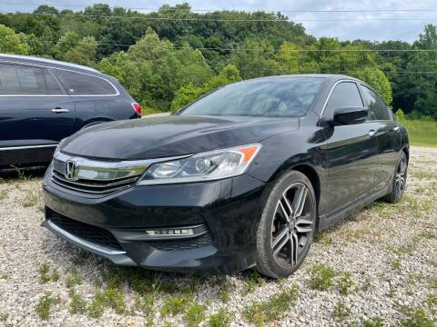 2016 Honda Accord for sale at Court House Cars, LLC in Chillicothe OH