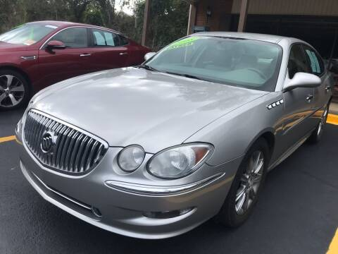 2008 Buick LaCrosse for sale at Scotty's Auto Sales, Inc. in Elkin NC