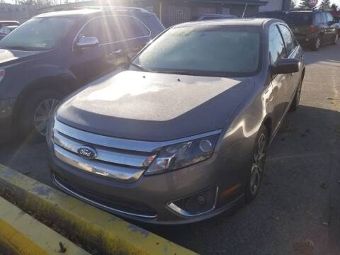 2010 Ford Fusion for sale at D & D All American Auto Sales in Mt Clemens MI