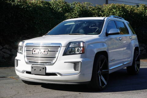 2016 GMC Terrain for sale at West Coast Auto Works in Edmonds WA