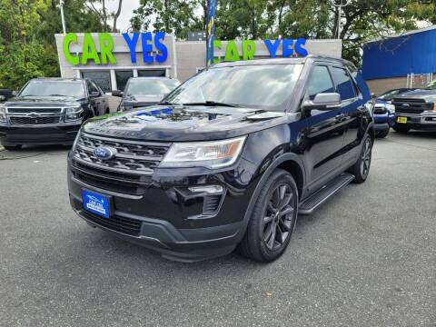 2018 Ford Explorer for sale at Car Yes Auto Sales in Baltimore MD