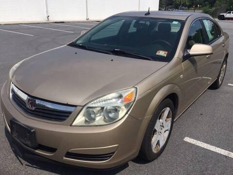 2007 Saturn Aura for sale at Allrich Auto in Atlanta GA