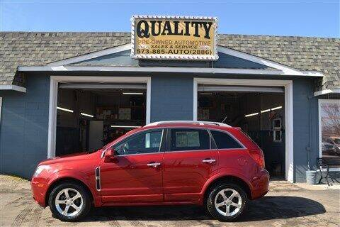 2014 Chevrolet Captiva Sport for sale at Quality Pre-Owned Automotive in Cuba MO