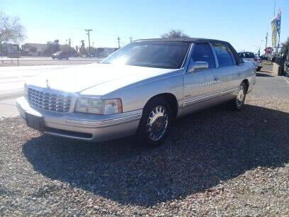1999 Cadillac DeVille for sale at 1ST AUTO & MARINE in Apache Junction AZ