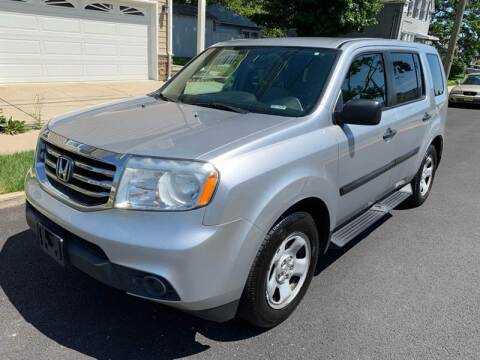 2013 Honda Pilot for sale at Jordan Auto Group in Paterson NJ