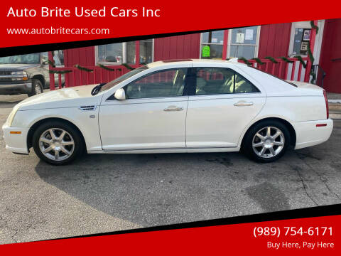 2009 Cadillac STS for sale at Auto Brite Used Cars Inc in Saginaw MI