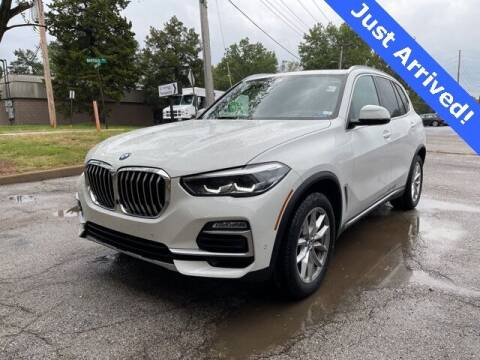 2019 BMW X5 for sale at Autohaus Group of St. Louis MO - 3015 South Hanley Road Lot in Saint Louis MO
