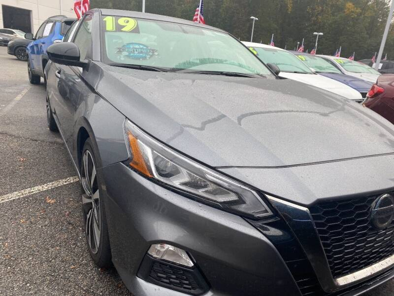 2019 Nissan Altima for sale at Premium Motors in Rahway NJ