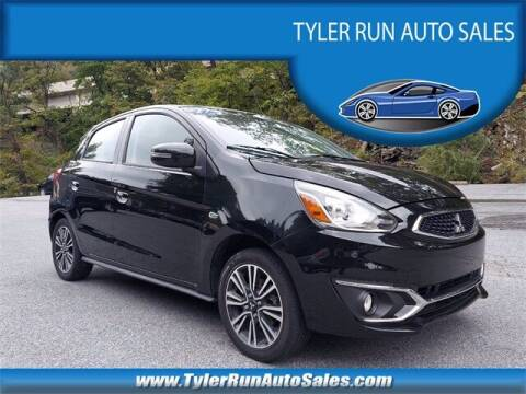 2017 Mitsubishi Mirage for sale at Tyler Run Auto Sales in York PA