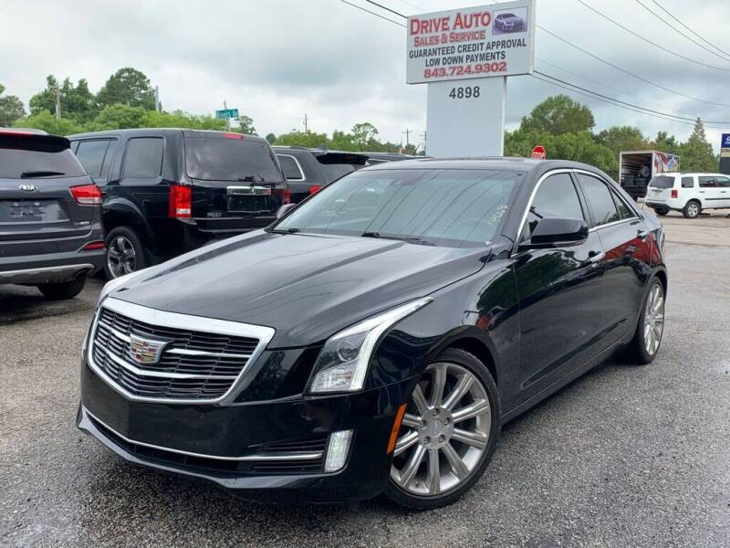 2015 Cadillac ATS for sale at Drive Auto Sales & Service, LLC. in North Charleston SC