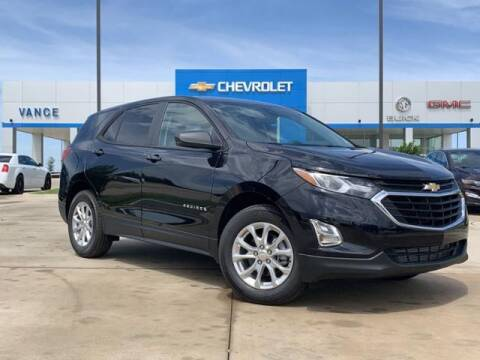 2020 Chevrolet Equinox for sale at Vance Fleet Services in Guthrie OK