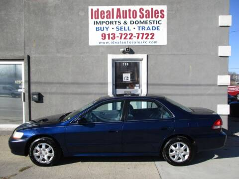 2001 Honda Accord for sale at Ideal Auto in Kansas City KS