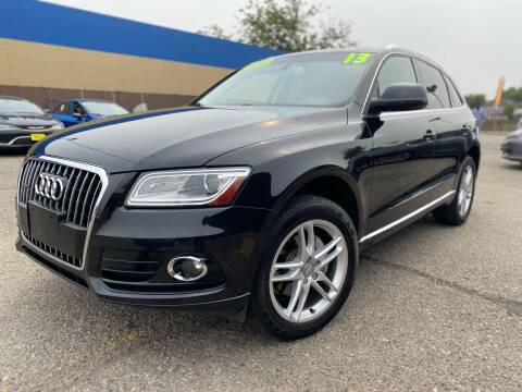 2013 Audi Q5 for sale at M.A.S.S. Motors in Boise ID