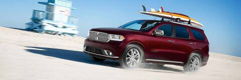 2020 Dodge Durango for sale at XS Leasing in Brooklyn NY