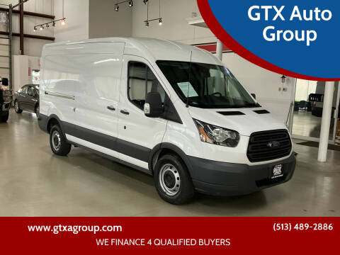 2017 Ford Transit Cargo for sale at GTX Auto Group in West Chester OH