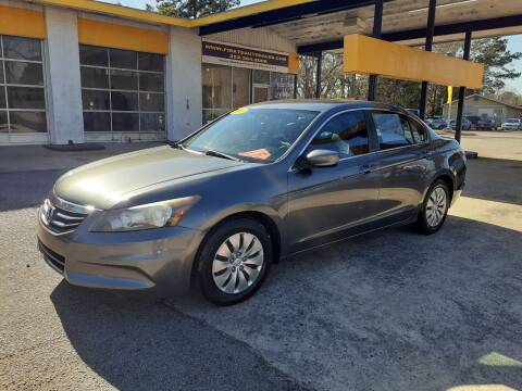 2011 Honda Accord for sale at PIRATE AUTO SALES in Greenville NC