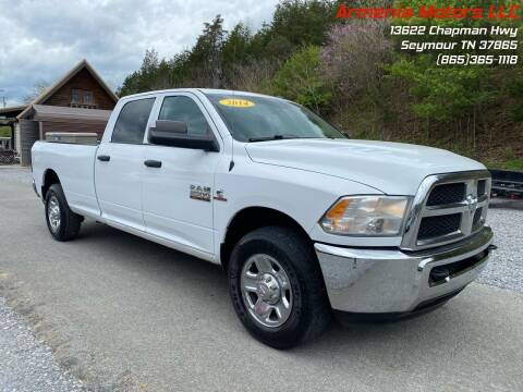2014 RAM Ram Pickup 2500 for sale at Armenia Motors in Seymour TN