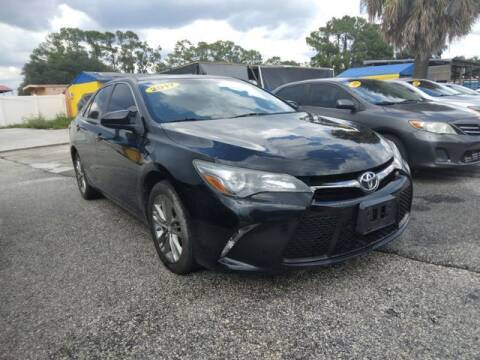 2017 Toyota Camry for sale at AUTOPARK AUTO SALES in Orlando FL