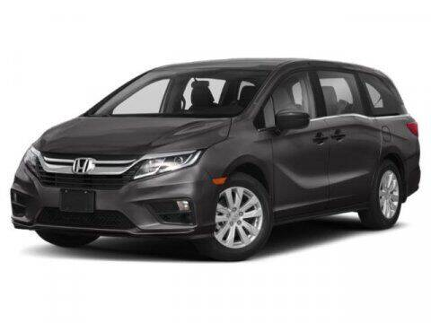 2019 Honda Odyssey for sale at STG Auto Group in Montclair CA