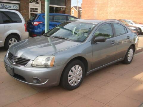2007 Mitsubishi Galant for sale at Theis Motor Company in Reading OH
