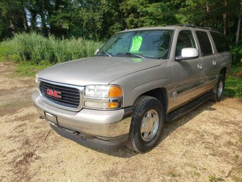 2005 GMC Yukon XL for sale at Northwoods Auto & Truck Sales in Machesney Park IL