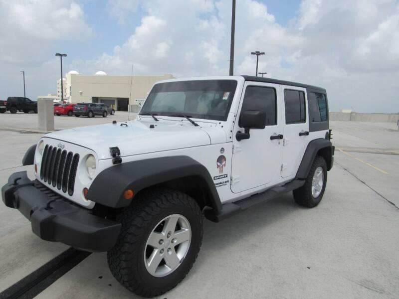 2013 Jeep Wrangler Unlimited for sale at United Auto Center in Davie FL