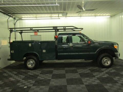 2012 Ford F-350 Super Duty for sale at Michigan Credit Kings in South Haven MI