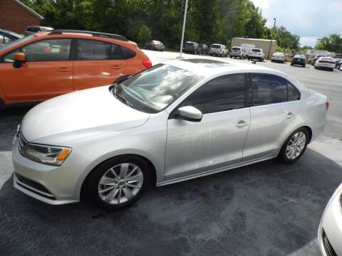2015 Volkswagen Jetta for sale at CAROLINA MOTORS in Thomasville NC