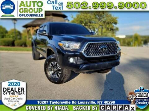 2019 Toyota Tacoma for sale at Auto Group of Louisville in Louisville KY