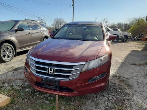2010 Honda Accord Crosstour for sale at John - Glenn Auto Sales INC in Plain City OH