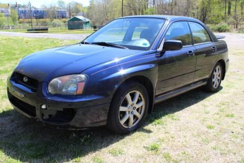 2005 Subaru Legacy for sale at Peekskill Auto Sales Inc in Peekskill NY