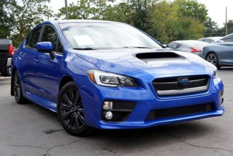 2015 Subaru WRX for sale at CU Carfinders in Norcross GA
